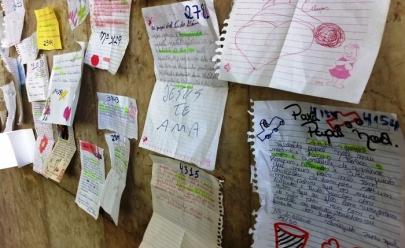 Papai Noel dos Correios: saiba como adotar uma cartinha e ajudar crianças carentes de Goiás