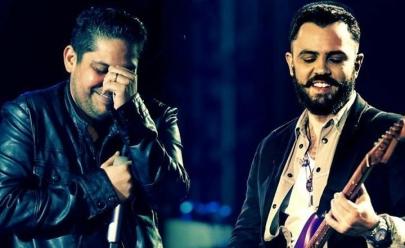 Dupla Jorge e Mateus cancela show após receber carta de vidente