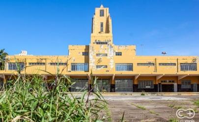 Após impasses burocráticos, obras de restauração enfim se iniciam na Estação Ferroviária