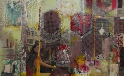 Exposição em Brasília reúne trabalhos de três artistas