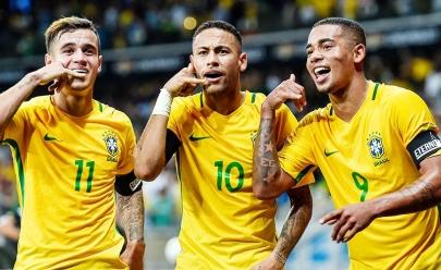 Tite define os titulares do Brasil em sua estreia na Copa do Mundo 2018