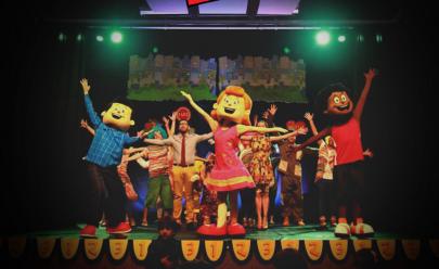Fenômeno infantil do youtube se apresenta em Goiânia