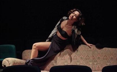 Camila Pitanga se apresenta em Brasília com espetáculo inédito