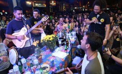 Samba Urgente: evento gratuito agita o centro de Brasília com muito samba e convidados especiais