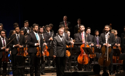 Goiânia recebe concerto gratuito da Orquestra Filarmônica de Goiás