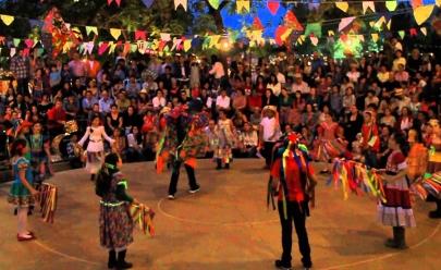 Festa Junina da quadra 312 norte esquenta a noite de Brasília