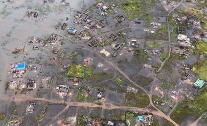 Goiânia ganha posto de coleta de doações para vítimas de ciclone na África