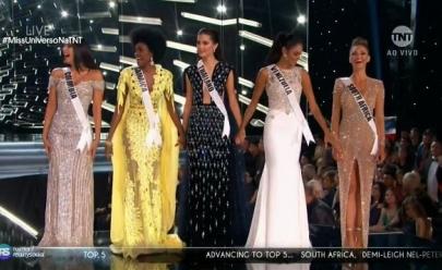 Miss África do Sul, Demi-Leigh Nel-Peters, é eleita a mulher mais bonita do mundo em 2017