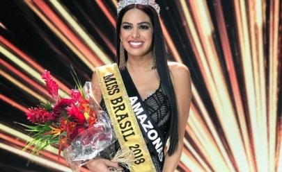 Nova miss Brasil é do Amazonas