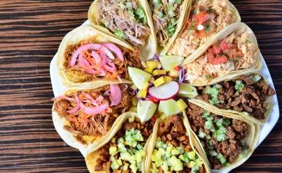 Rodízio de comida mexicana e árabe acontece em Goiânia com preço acessível