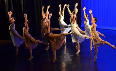 Basileu França recebe apresentações de dança em vários estilos