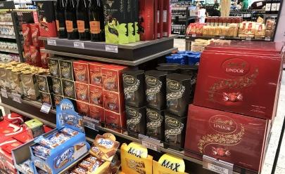 Bretas oferece 30% de desconto em todos os bombons neste fim de semana