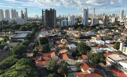 Frente fria se intensifica nos próximos dias em Goiânia