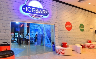 Bar de Gelo do Shopping Cerrado é interditado pela Vigilância Sanitária