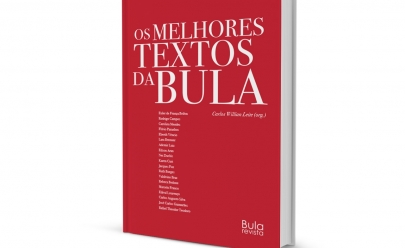 Revista Bula lança primeiro livro com tiragem inicial esgotada em tempo recorde