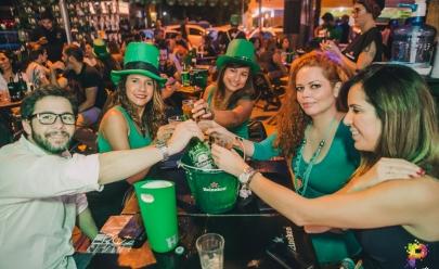 Bar tradicional de Brasília prepara festa em comemoração ao St. Patrick's Day