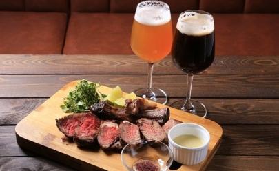Achamos em Uberlândia restaurante que harmoniza cerveja artesanal com gastronomia rica em textura e sabores