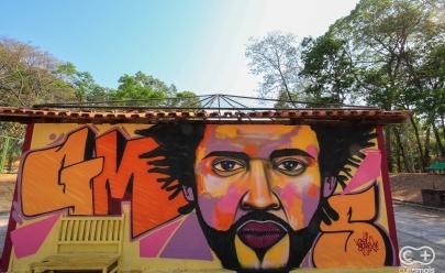 Túnel do Mutirama é revitalizado e vira Museu de Arte Urbana a céu aberto em Goiânia