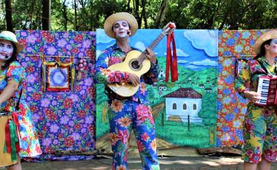 Espetáculo gratuito inspirado em Romeu e Julieta chega em Goiânia