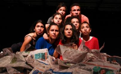 Goiânia recebe espetáculo gratuito 'Q' com direção do espanhol Antònio Gomez Casa
