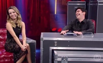 Sandy imita Alanis e Shakira e faz versão metal de sucessos da carreira
