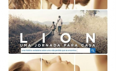 Lion - Uma jornada para casa