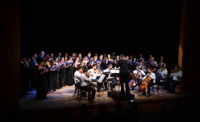 Coro Sinfônico se apresenta com entrada franca em Goiânia