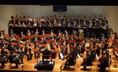 Orquestra e os Coros Sinfônicos de Goiânia apresentam juntos 'Réquiem de Verdi' com entrada gratuita