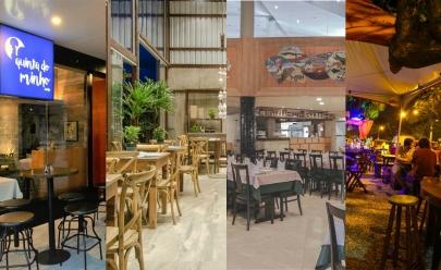 Restaurantes e baladas de Goiânia que abriram as portas em 2016