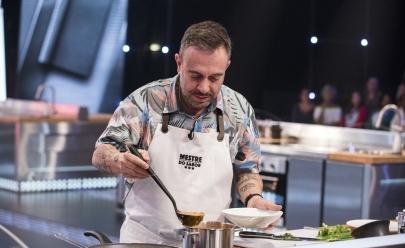 Chef goiano André Barros é selecionado no reality 'Mestre do Sabor' e encanta os jurados com bobó de camarão