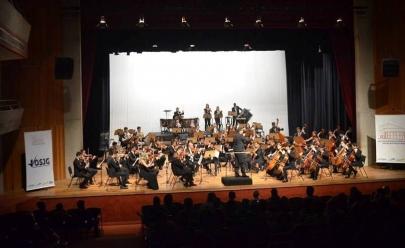 Orquestras Jovem e Infantil realizam concertos em Goiânia na próxima semana
