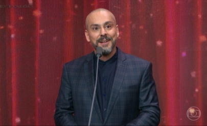 VÍDEO: Alexandre Nero faz elogios a Lula ao vivo no Faustão