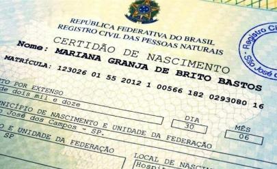 Nome de padrasto pode ser registrado na nova Certidão de Nascimento