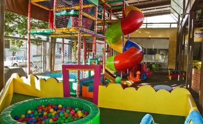 Bares e restaurantes em Goiânia com brinquedoteca para crianças