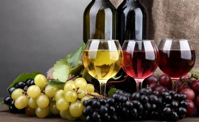 O sabor de um vinho é construído através do contato da bebida com vários dos nossos sentidos