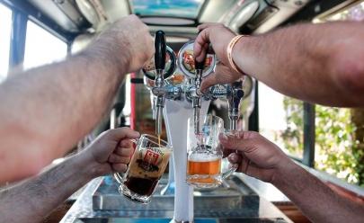 Mönch Bier sedia '3º Open Chopp' de cervejas especiais em Goiânia