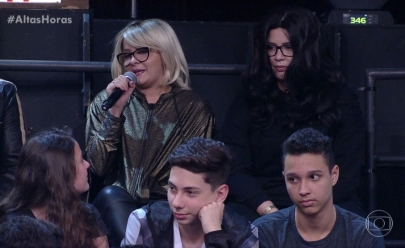 Marília Mendonça e Maraísa deixam Henrique e Juliano sem graça com perguntas indiscretas no Altas Horas