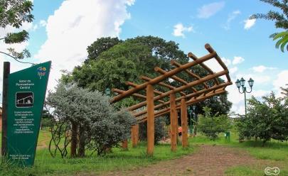 Parque Municipal Campininha das Flores é refúgio natural em meio a correria da cidade grande