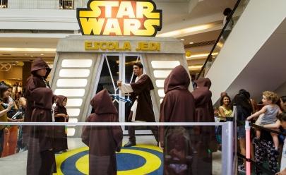 Goiânia recebe evento inédito 'Star Wars Experience' com entrada gratuita