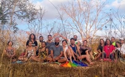 Descobrimos uma ecovila colaborativa pertinho de Goiânia