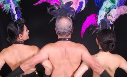 Cia Cênica Nossa Senhora dos Conflitos estreia espetáculo 'Doce Deleite' em Goiânia