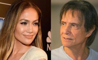 Roberto Carlos e Jennifer Lopez fazem dueto em balada romântica
