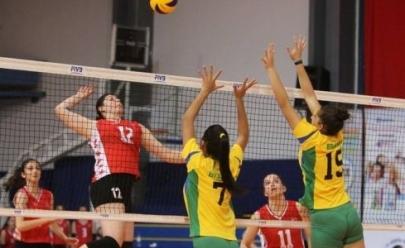 Goiânia recebe o maior campeonato de vôlei escolar das Américas