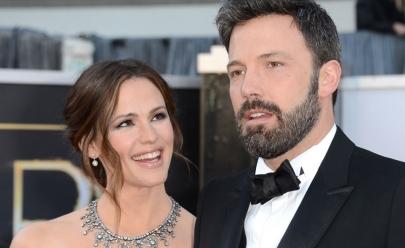 Site afirma que Jennifer Garner teria cancelado divórcio com Ben Affleck por estar grávida