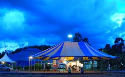 Circo Laheto comemora 25 anos com festa temática em Goiânia