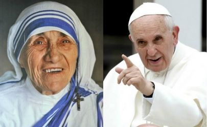 Papa irá canonizar a Madre Teresa de Calcutá na Praça de São Pedro