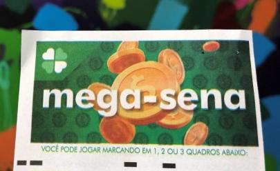 Mega-Sena acumulada pode pagar prêmio de R$ 46 milhões nesta quinta
