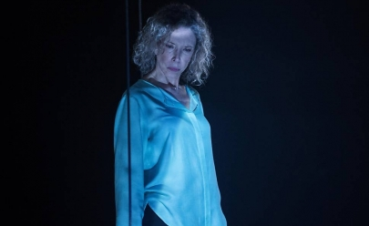 Com Marília Gabriela, espetáculo Constelações chega ao Teatro Municipal de Uberlândia