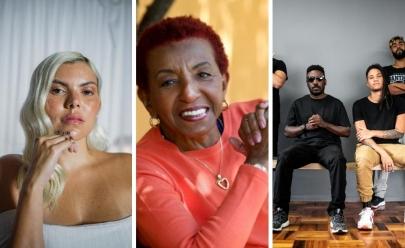 Duda Beat, Àttøøxxá  e Leci Brandão fazem show gratuito em Brasília