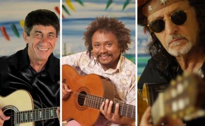 Alceu Valença, Fagner, Falamansa e Rastapé estão entre as atrações que animam Arraiá do Cerrado em Goiânia